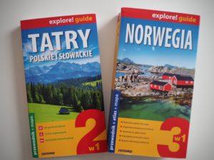 Przewodniki książkowe - Norwegia iTatry