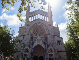 Katedra wSoller, Majorka