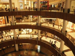 The Dubai Mall – centrum handlowe, Dubaj