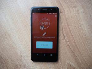 """SOS - aplikacja dostępna wVasco Traveler Premium 5"""""""