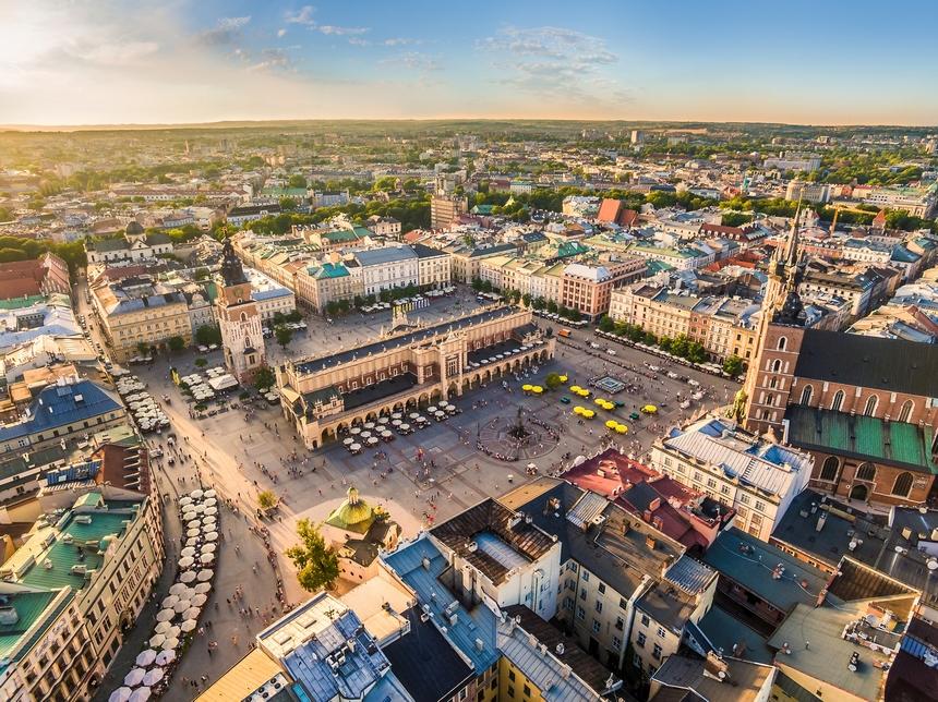 5 miejsc w Krakowie, które warto odwiedzić