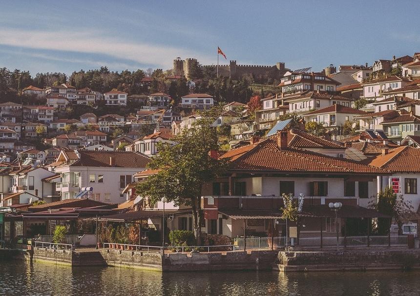 Ochryda i mniej znana Macedonia