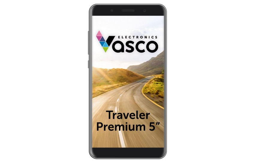 """Vasco Traveler Premium 5"""" - test urządzenia"""