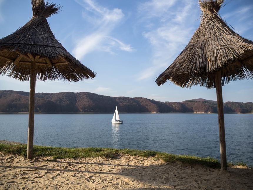 Jezioro Solińskie, Polańczyk, Bieszczady