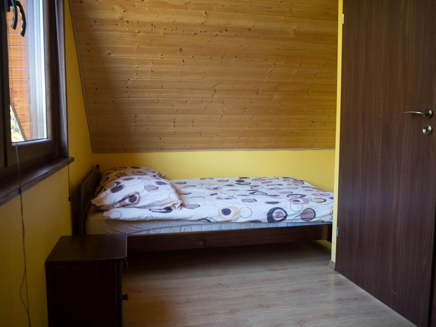 Drugi pokój napiętrze wdomku Buena Vista, Polańczyk