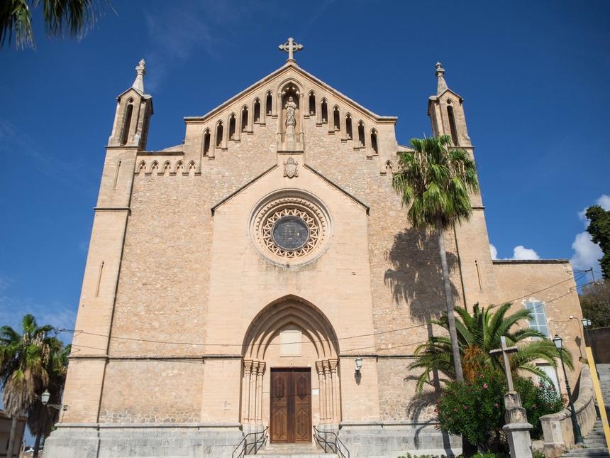 Esglesia de la Transfiguracio, Arta, Majorka