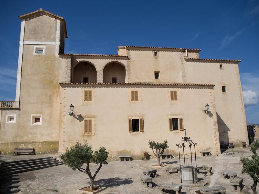 Sanktuarium św. Salwatora (Santuari Sant Salvador), Arta, Majorka
