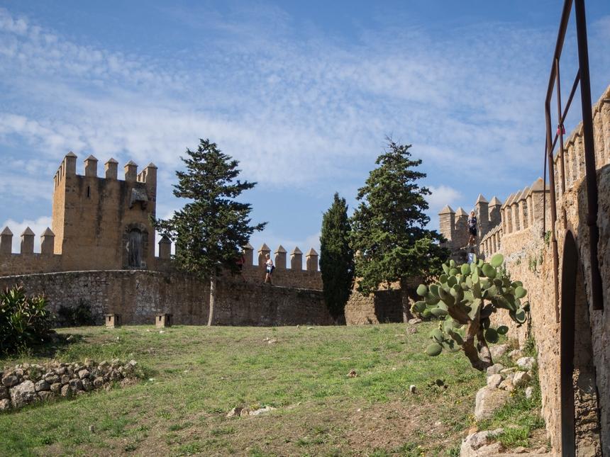 Średniowieczna twierdza S'Almudaina, Arta, Majorka