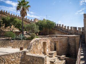 Zamek Castell de Capdepera, Majorka