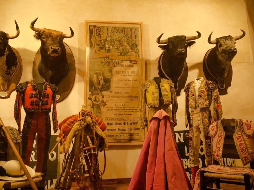 Muzeum wPlaza de Toros, Ronda
