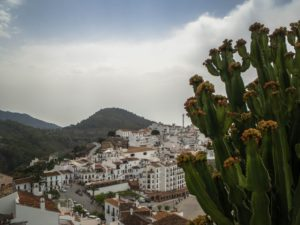 Widok naFrigilianę, Andaluzja