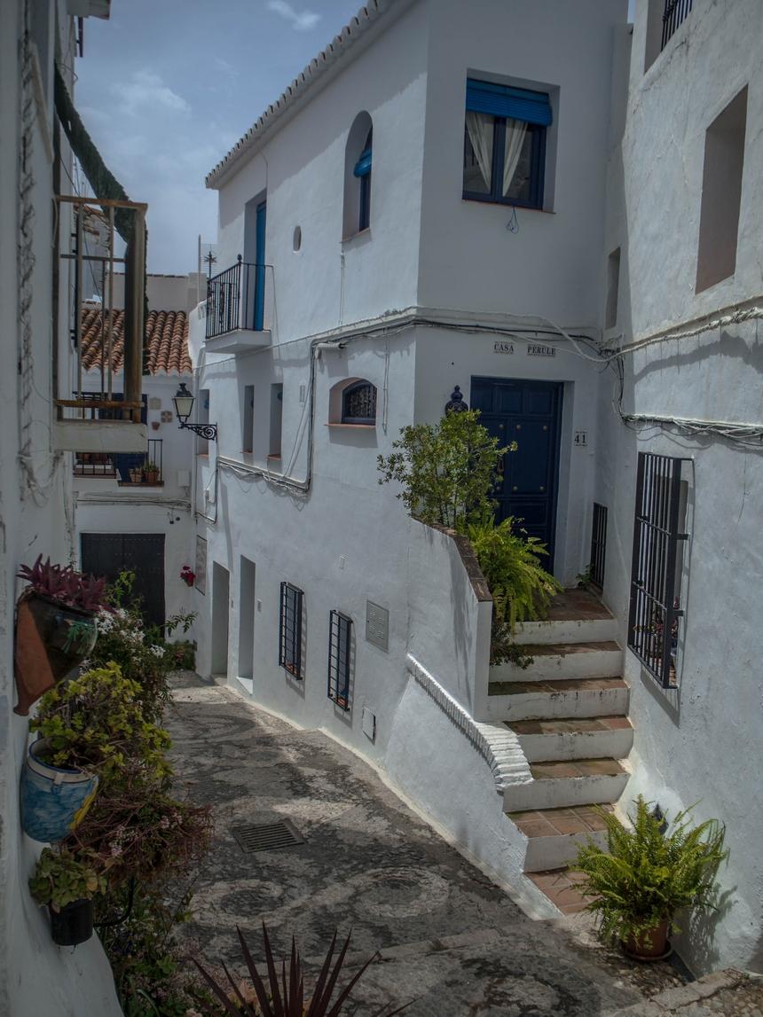 Frigiliana, Andaluzja