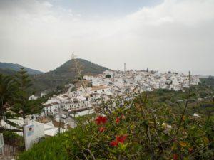 Frigiliana - białe miasteczko Andaluzji