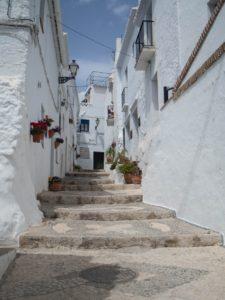 Białe domki Frigiliany, Andaluzja