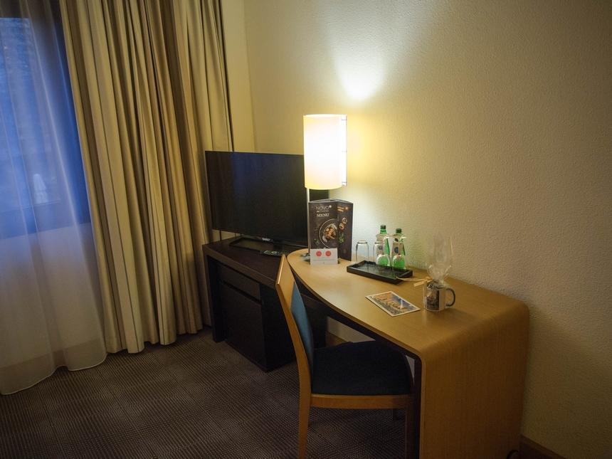 Mój pokój - Novotel Centrum Gdańsk