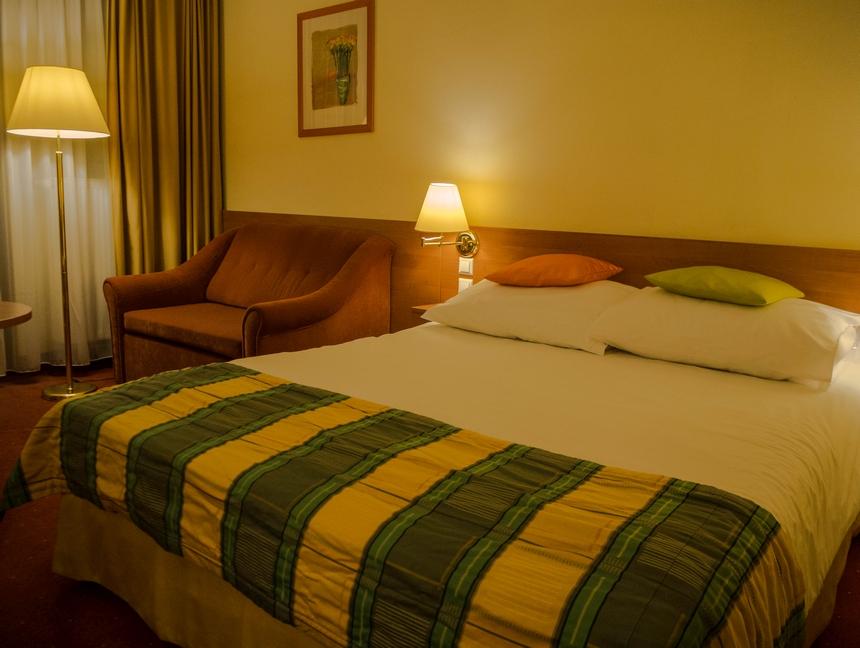 Pokój w hotelu Mercure Karpacz Skalny