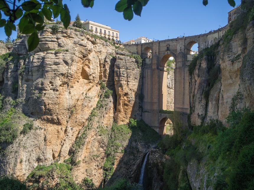 Puente Nuevo (Nowy Most), Ronda