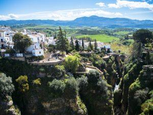 Ogrody Jardines de Cuenca, Ronda