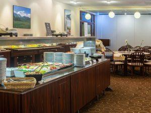 Restauracja, hotel Mercure Karpacz Skalny