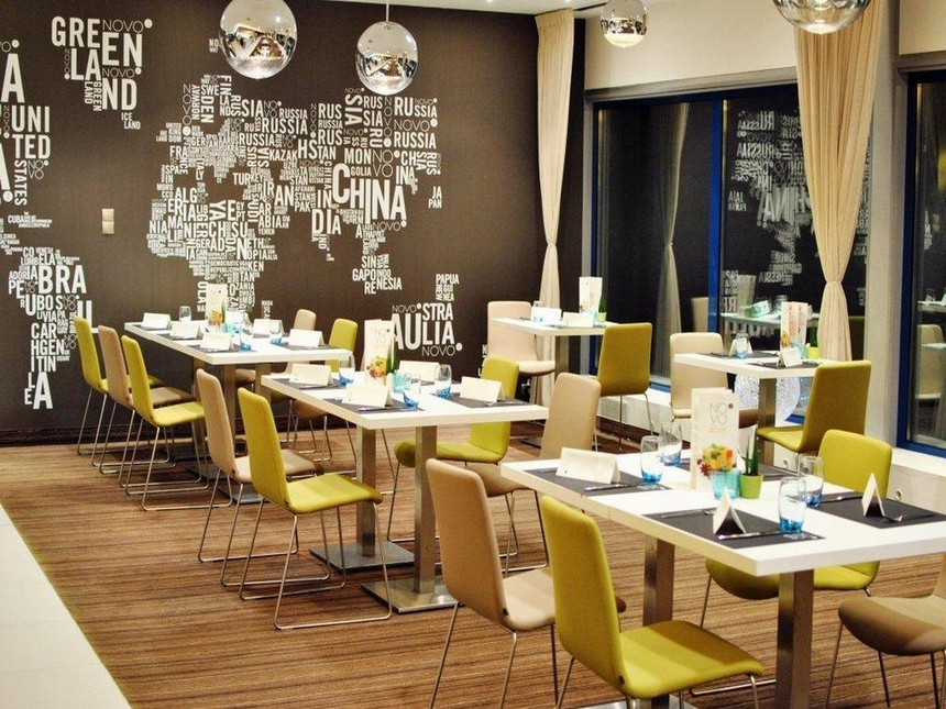 Restauracja NOVO SQUARE LOUNGE BAR, Novotel Centrum Gdańsk