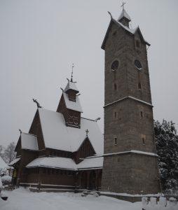 Świątynia Wand, Karpacz