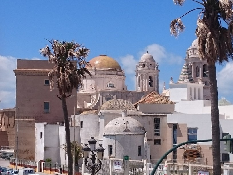 Iglesia de Santa Cruz, Kadyks, Andaluzja