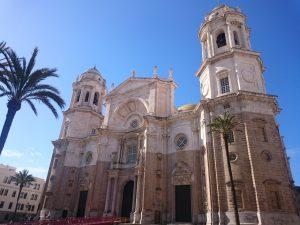 Katedra wKadyksie Catedral Nueva), Andaluzja