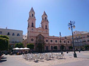 Plaza de Mina, Kadyks