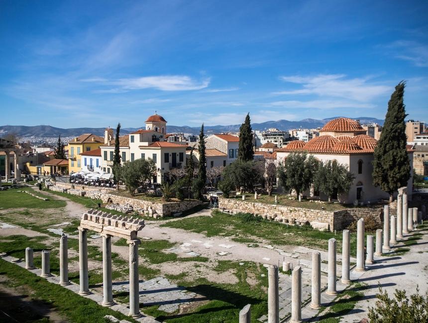 Muzeum istanowisko archeologiczne Keramejkos, Ateny