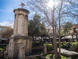 Dzielnica Monastiraki, Ateny