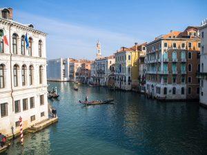 Wenecja - praktyczne informacje omieście
