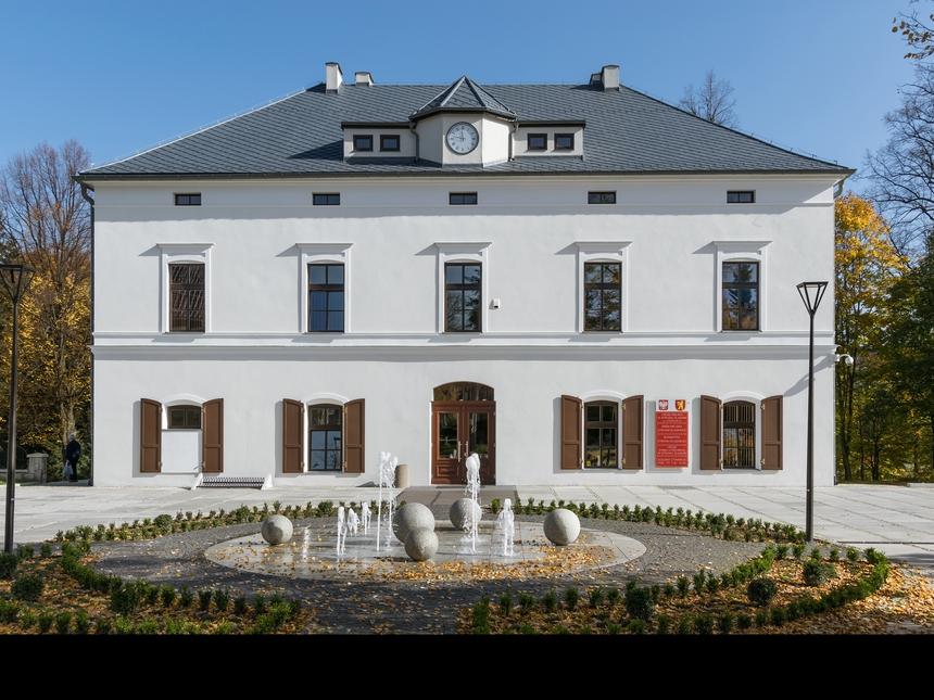 Pałac królewny Marianny Orańskiej, obecnie siedziba Urzędu Miasta iGminy, Stronie Śląskie