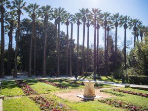 Ogród Narodowy, Ateny
