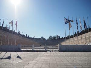 Stadion Panatenajski, Ateny