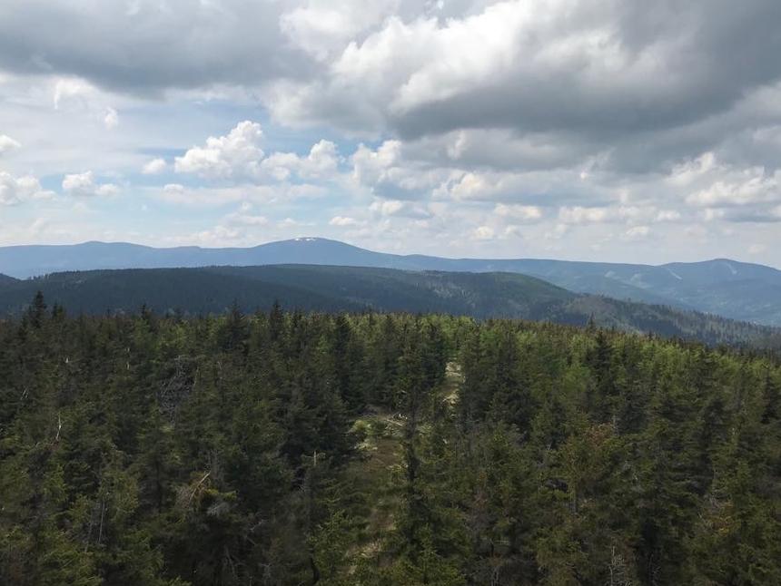 Góry Bialskie na weekend