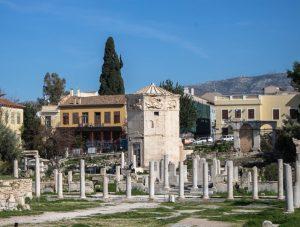 Wieża Wiatrów, Ateny