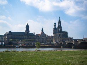 Drezno - jedno zładniejszych miast Szwajcarskiej Saksonii