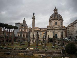 Forum Romanum - co warto zobaczyć wRzymie