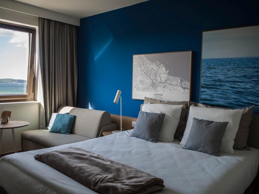 Novotel Gdańsk Marina - recenzja hotelu