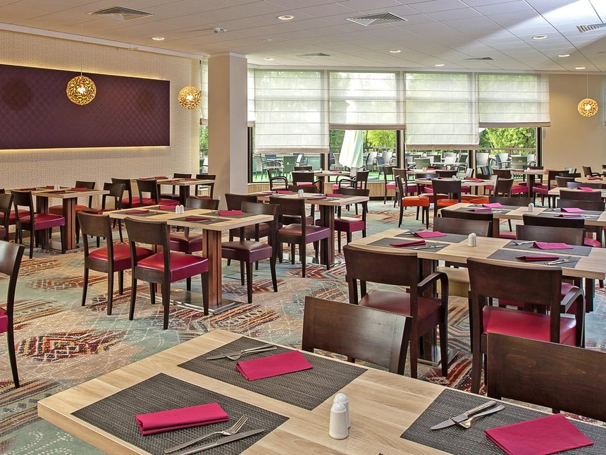 Restauracja Novo Square Lounge Bar - Novotel Gdańsk Marina
