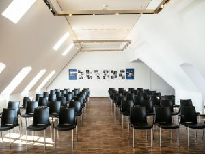 Centrum konferencyjne whotelu Vienna House QF Dresden