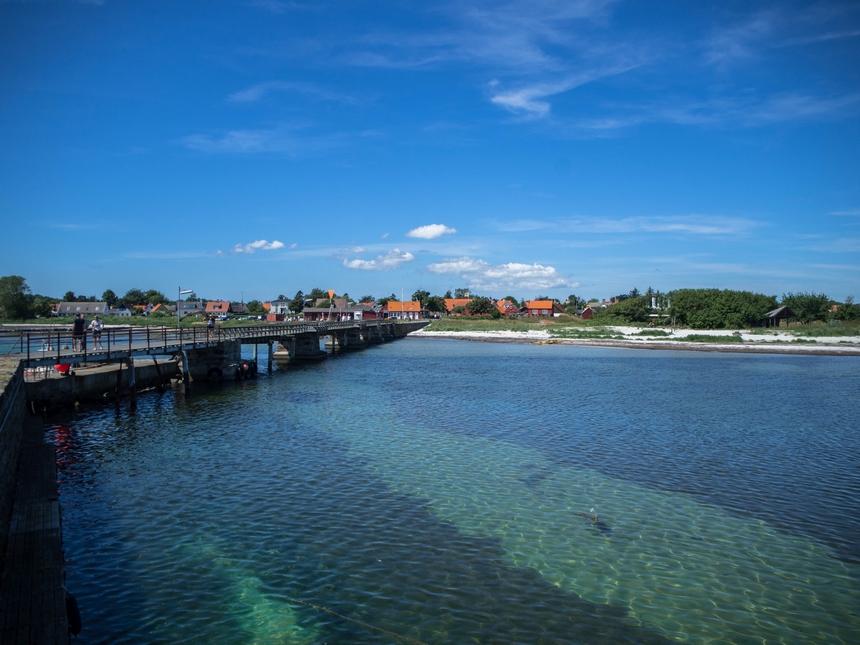Snogebaek, Bornholm