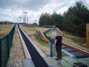 Atrakcje wparku rozrywki ErlebnisPark Teichland, Chociebuż