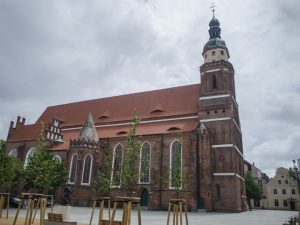 Kościół św. Mikołaja, Chociebuż