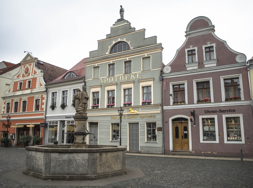 Brandenburskie Muzeum Aptekarstwa, Chociebuż