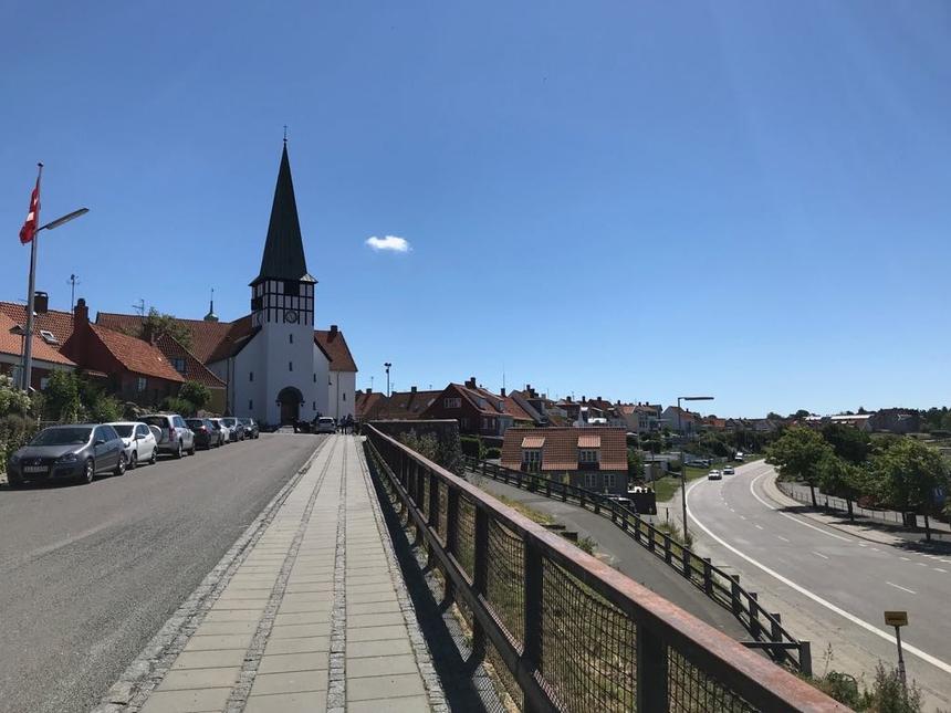 Ronne - stolica wyspy Bornholm