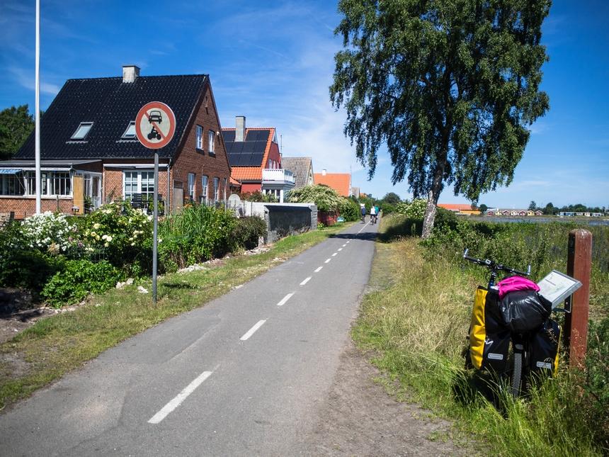 Trasy rowerowe po Bornholmie, cz. 1