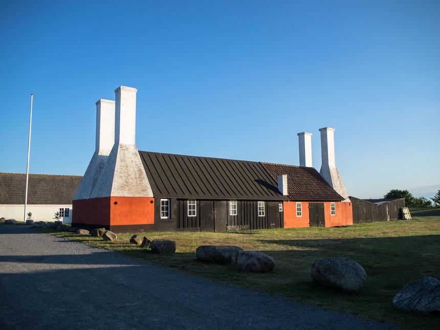 Wędzarnia, Bornholm