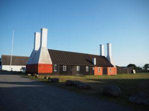 Wędzarnia wHasle, Bornholm