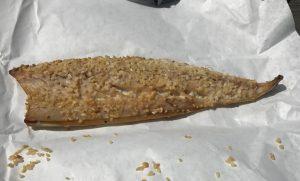 Wędzona makrela wczosnku, Bornholm